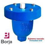 THREADED END TRIFUNCTIONAL AIR VALVE FIG.35N