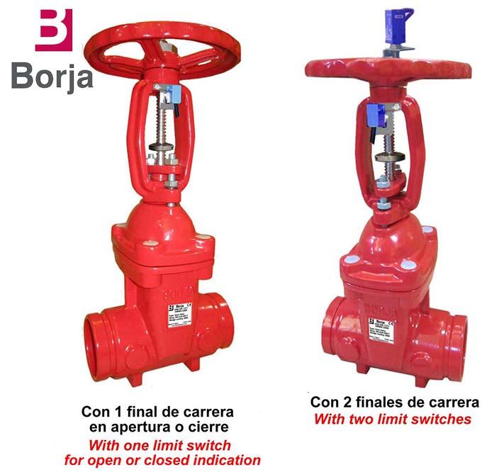 Fig. 58 NBR 50-150 options