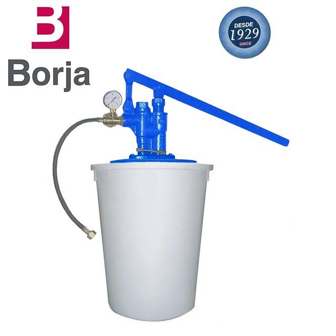 Fig. 9 Bombas Borja